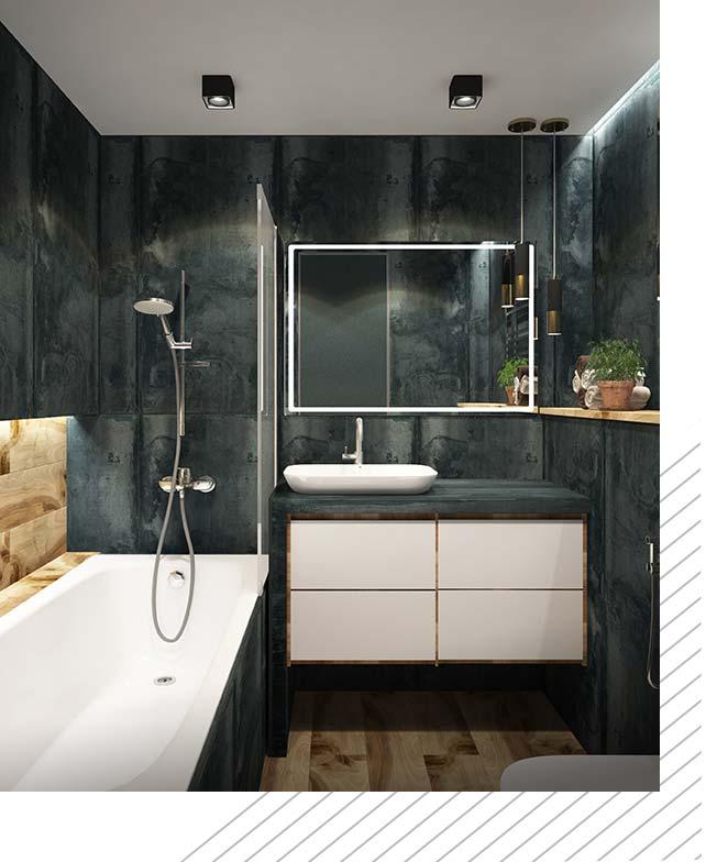 Badezimmer Sanierung Haltern