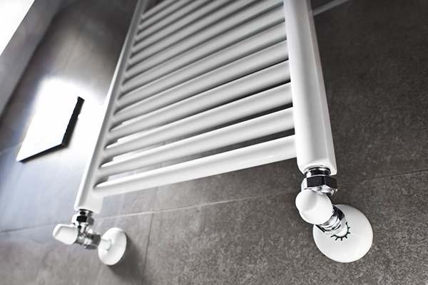 Installation Badheizung Haltern
